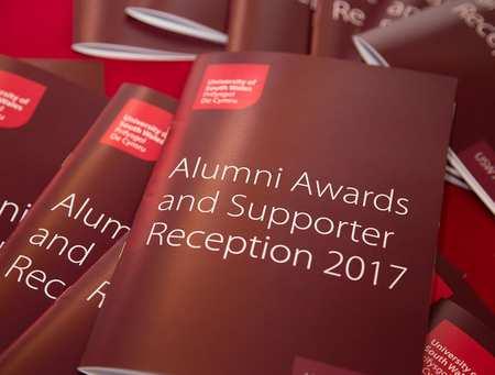 Alumni Awards 2017 - 20