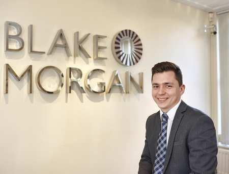 Blake Morgan, Law employer