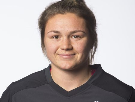 Hannah Bluck has been picked for the Wales women's six nations rugby squad