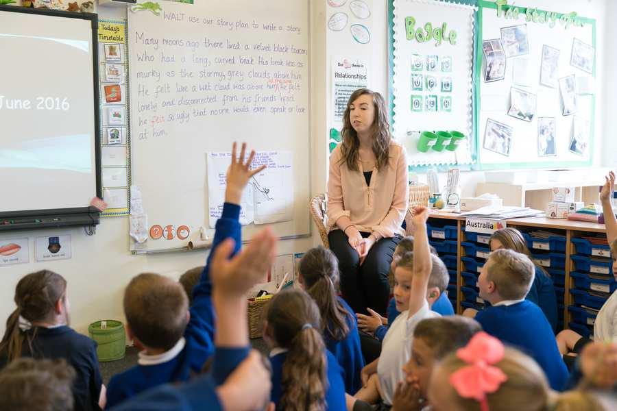 Primary teaching classroom Rebecca Prosser graduate.jpg