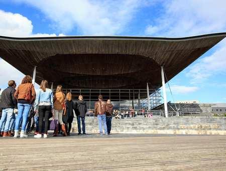 Cardiff Bay Tour