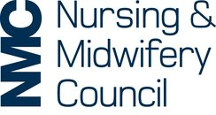 The Nursing and Midwifery Council logo