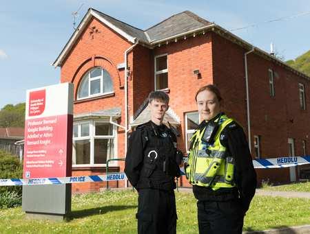 Crime Scene House