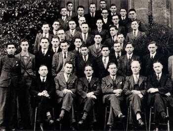 1940-41 students
