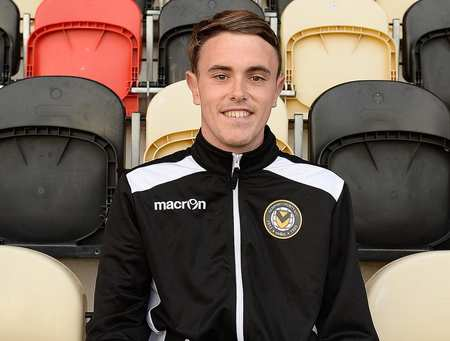 Mykee Jenkins, Head of Academy Goalkeeping at Newport County AFC, graduated from the BSc Football Coaching, Development and Administration in 2017.