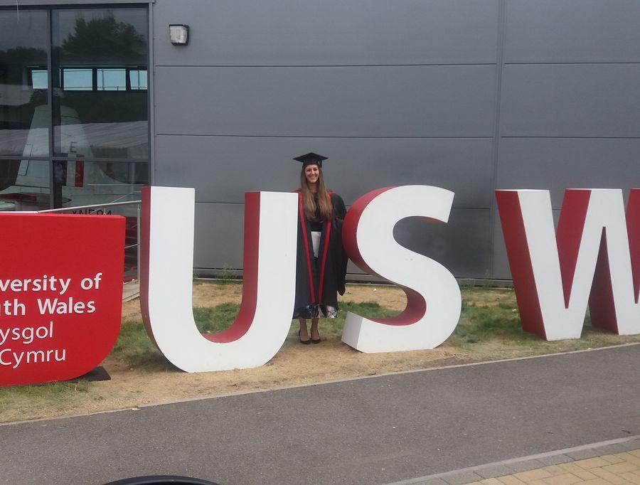 Francesca Saleh - Medical Sciences Graduate