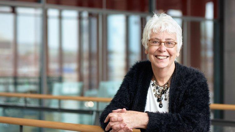 Susan Haywood, MA Education