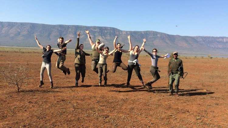 Anne-Fleur Visser – Swaziland, South Africa - IWB student 2017