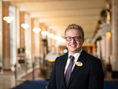 Joseph Pritchard - Hotel and Hospitality Management