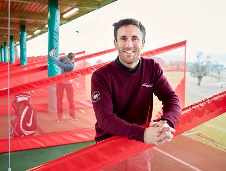 Chris Emsley - Golf Development Wales + Sport Studies graduate