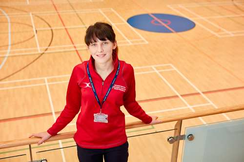 Rachel Davies - Sport Studies
