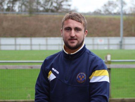 Ryan Lockley,  Foundation Degree in Community Football Coaching and Development