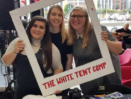 White Tent Company - Graduate Business