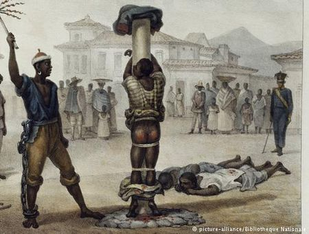 Slavery - History Degree