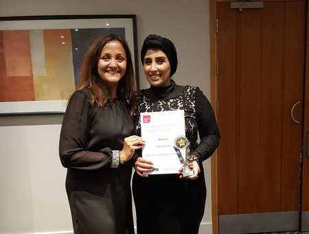 Amira Assami - Global Governance 2018 alumna