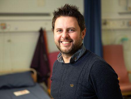 Richard Morgan, LD nursing student