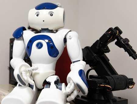 AI Robot CES