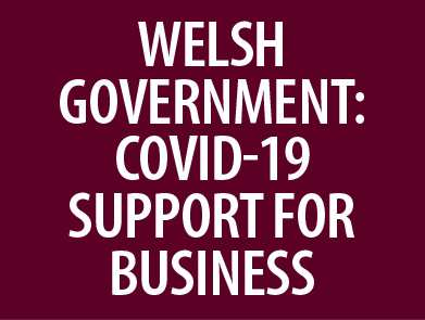 Welsh Government COVID19 support