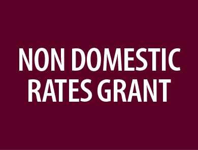 Non Domestic Rates Grant