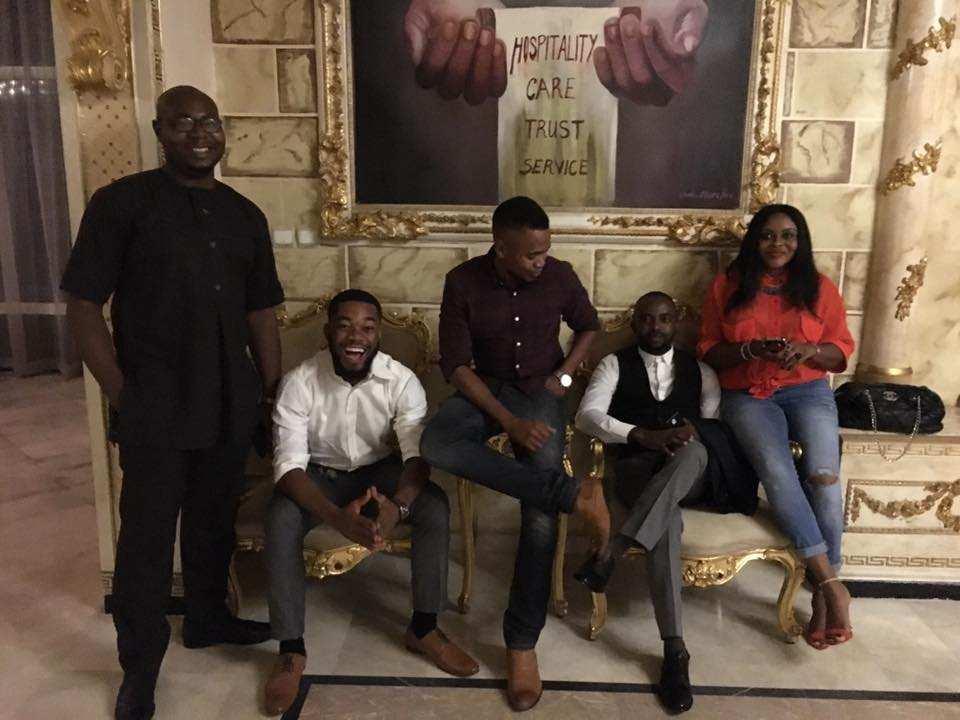 Big Weekend Worldwide 2017 - Abuja