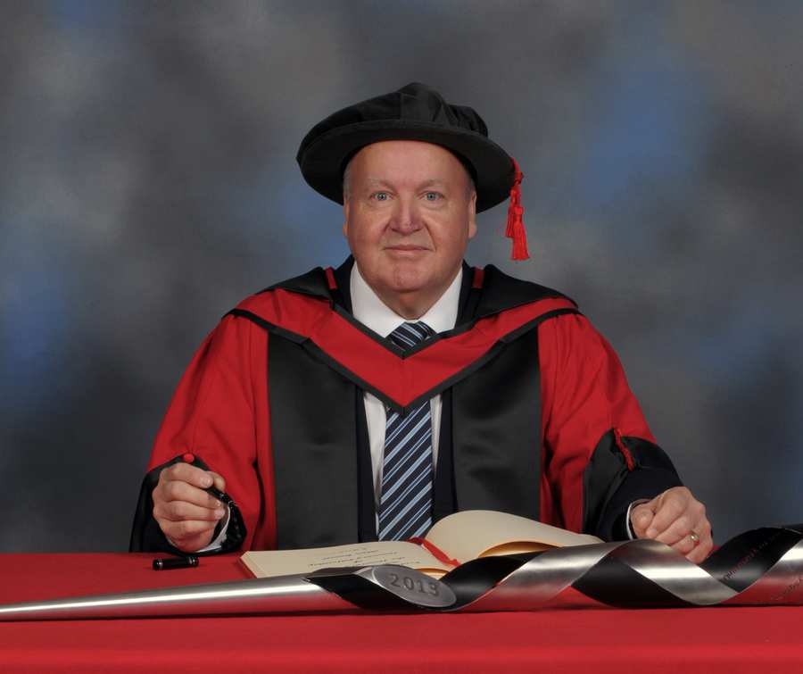 Alan Davies honorary