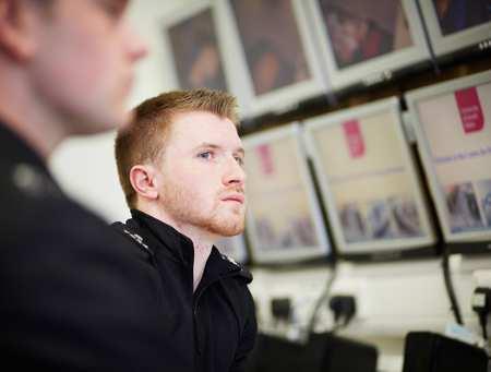 Aled Davies, Police Sciences