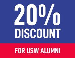 20% Alumni Discount on Fees