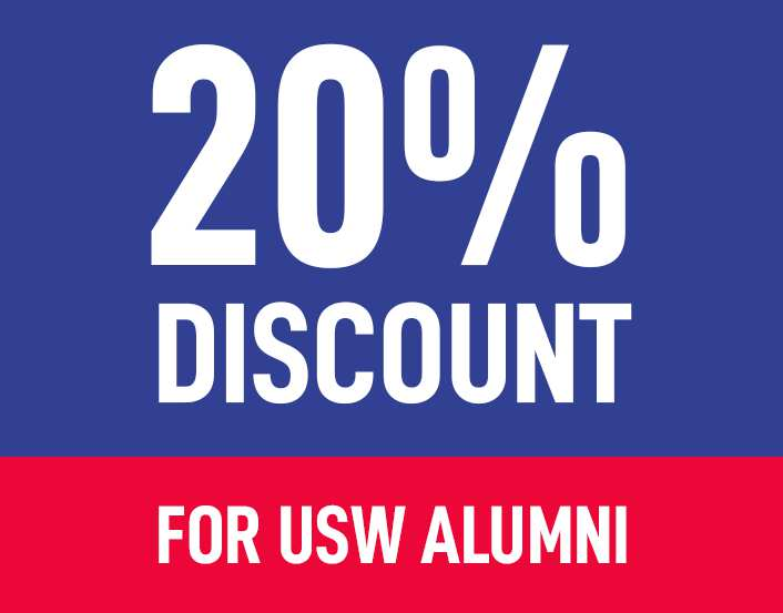 Alumni Discount 2021-22