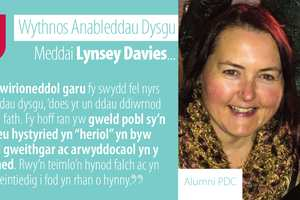 Learning Disability Week Cymraeg
