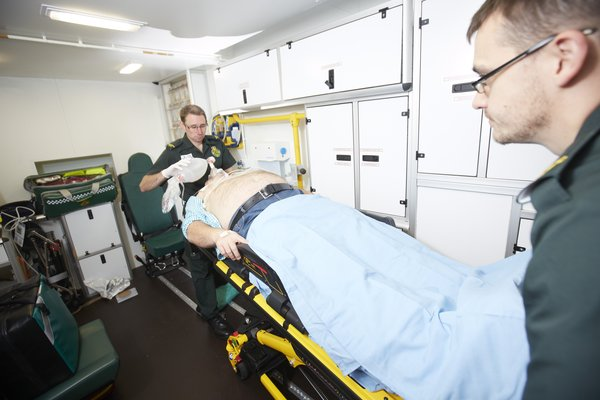The Ambulance and Emergency Department