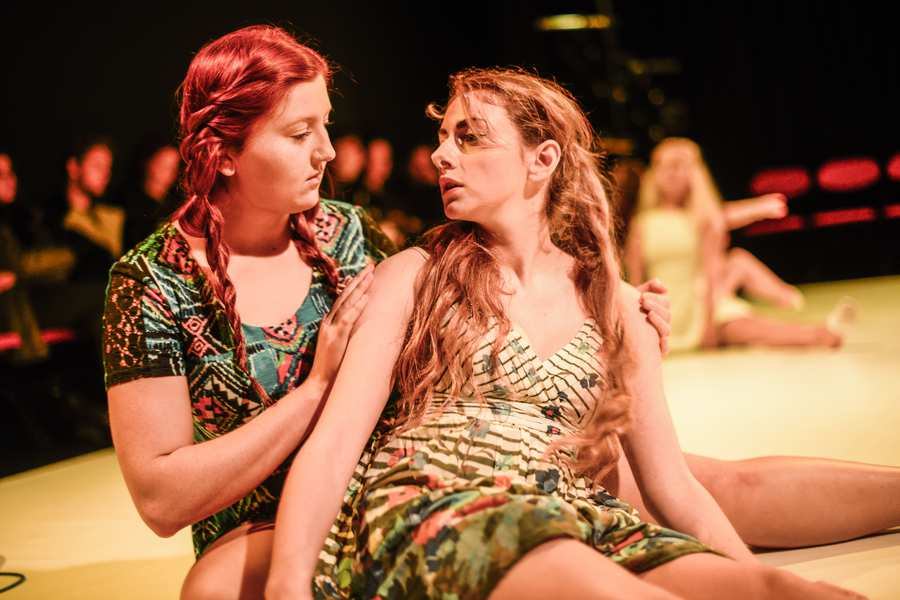 Anadlais, Directed Theatre Production, a BA (Hons) Theatre and Drama module