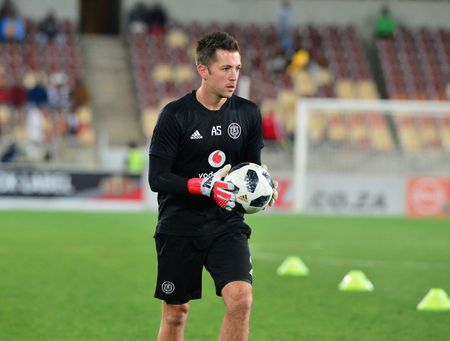 Andrew Sparkes - an UEFA A Licence goalkeeper coach, MSc Sports Coaching and Performance graduate