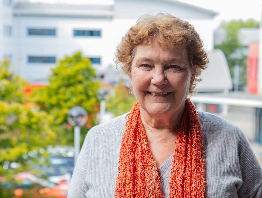 Angela Mison, MSc Computer Forensics