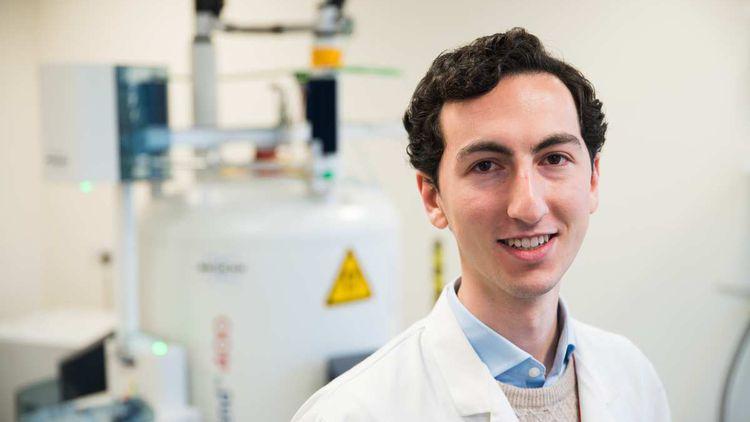 Dr Angelo Iannetelli - chemistry graduate