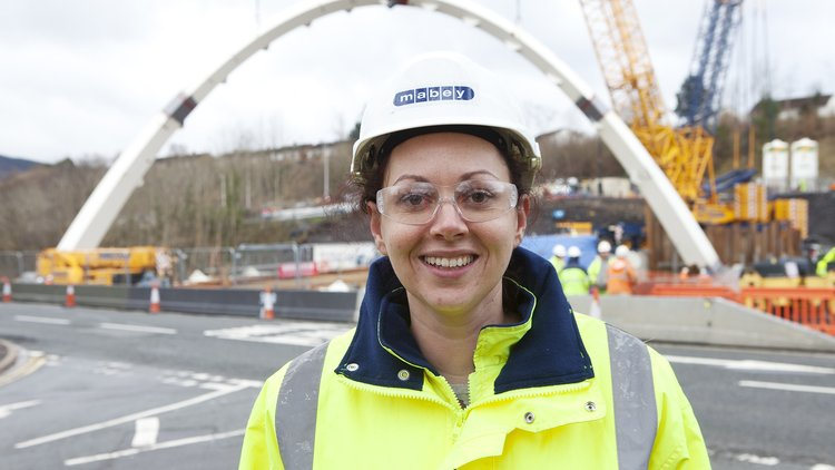 Angharad Wrigley - Civil Engineering