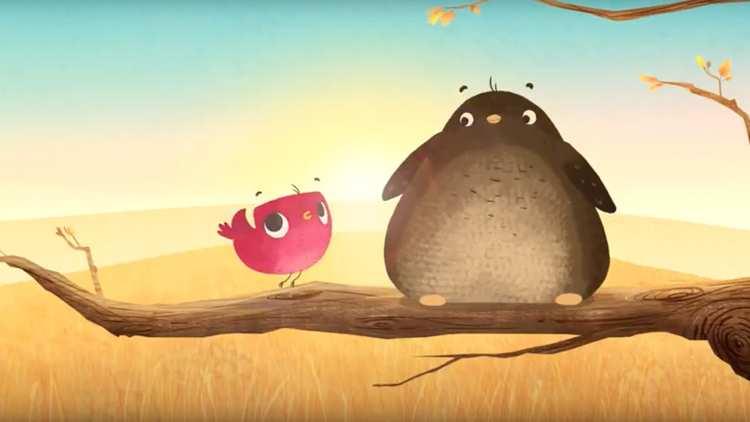 Animation - Becky Peel graduated 2017