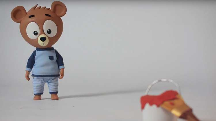 Thomas Vaughan - Animation Degree