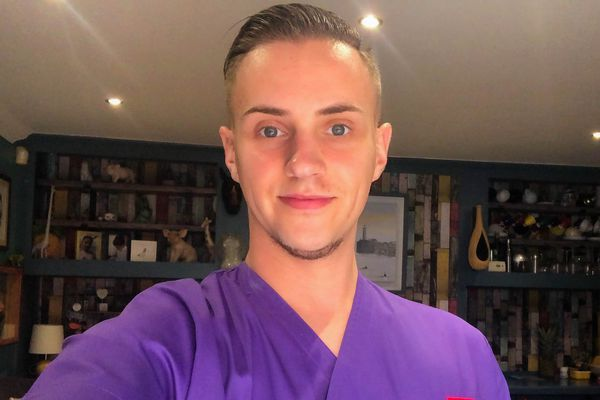 Aston Nicholls - Adult Nursing