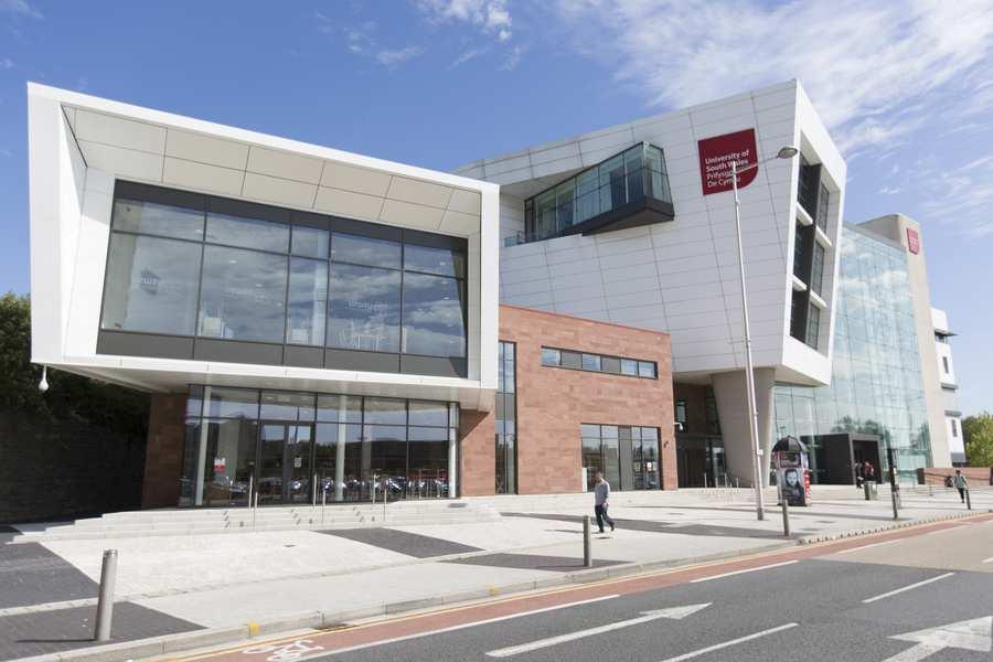 Cardiff Campus, Atrium