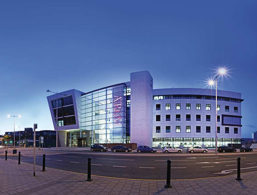 Atrium Cardiff Campus