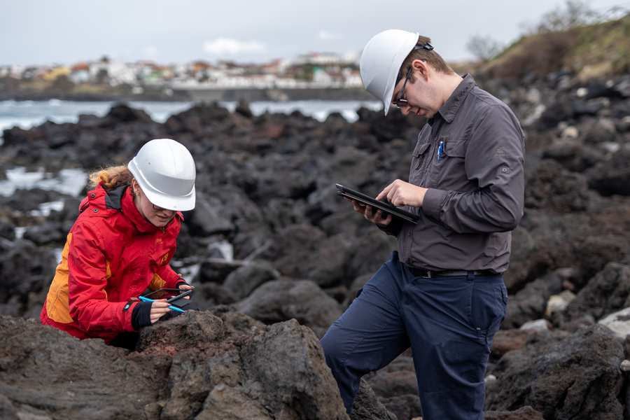 BSc Geology and MSc Advanced Applied Field Geoscience Field Trip to the Azores