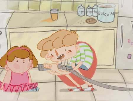 Course image: Animation (Becky.Peel Animation graduate 2017)