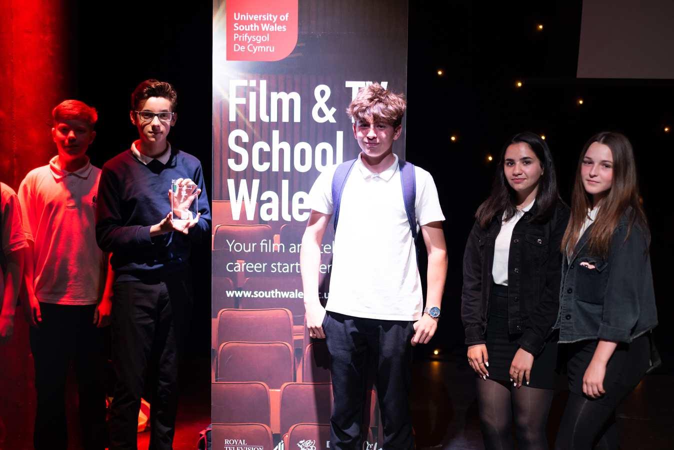 Bedwas High School - Best Film 11-15 winners