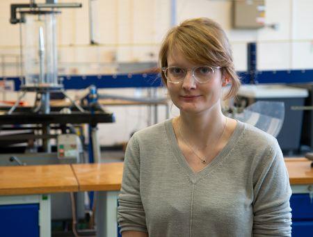 Bethany Jones - Mechanical Engineering Student - Network 75
