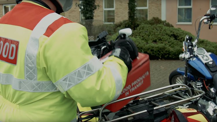 Media Production - Blood-bikes films