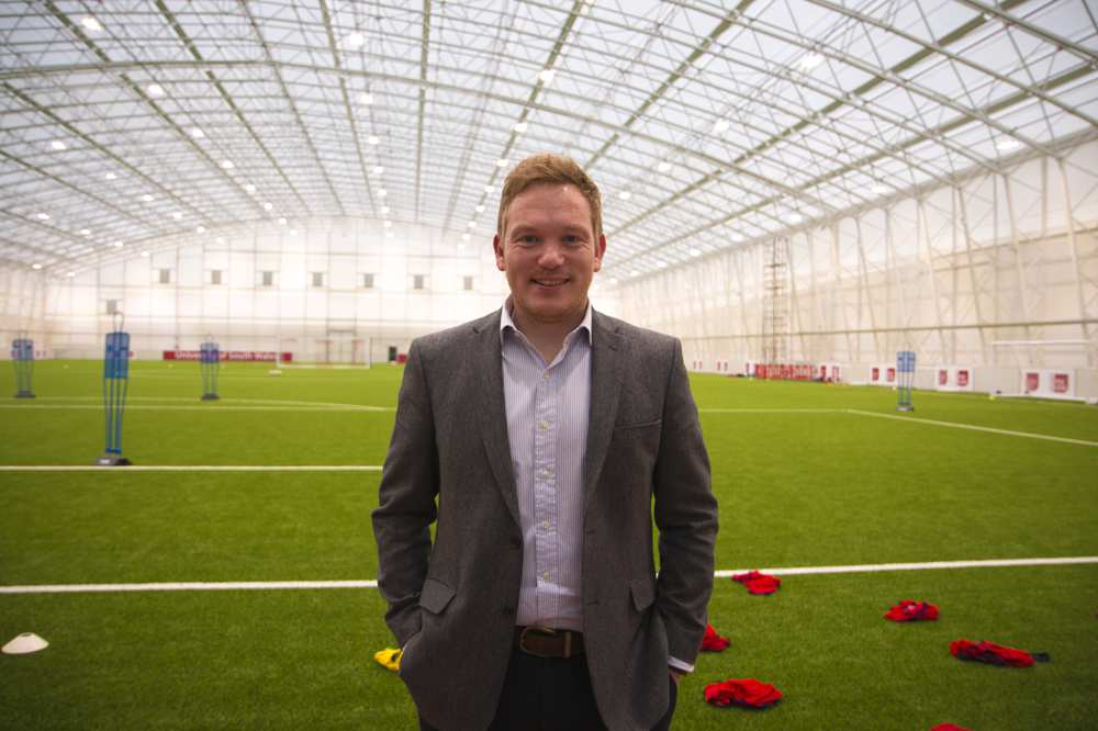 Brendan Cropley, Professor of Sport Coaching