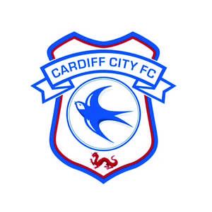 CARDIFF CITY CREST