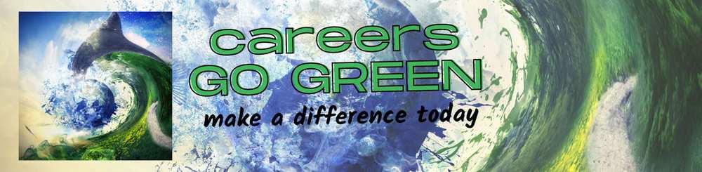 Careers Go Green 2020