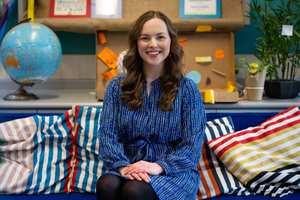 Carys Bowen Primary Teaching Student on placement at Ysgol Gymraeg Casnewydd