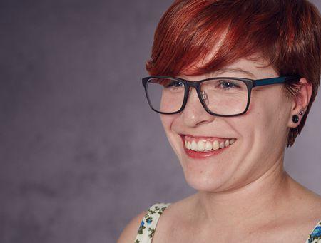 Catherine Woolley, Games Alumna - Credit BAFTA/IAN DERRY